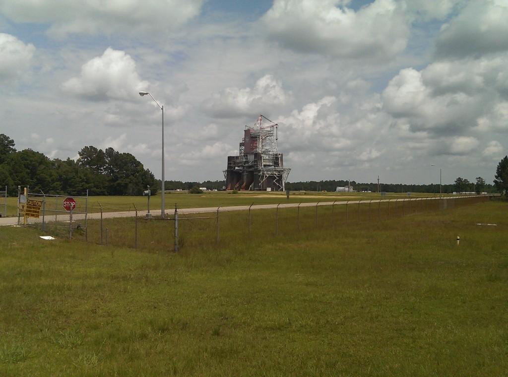 B-1/B-2 Test Stand