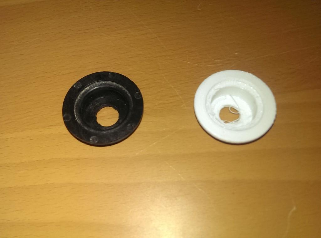 Bearing holder bottom