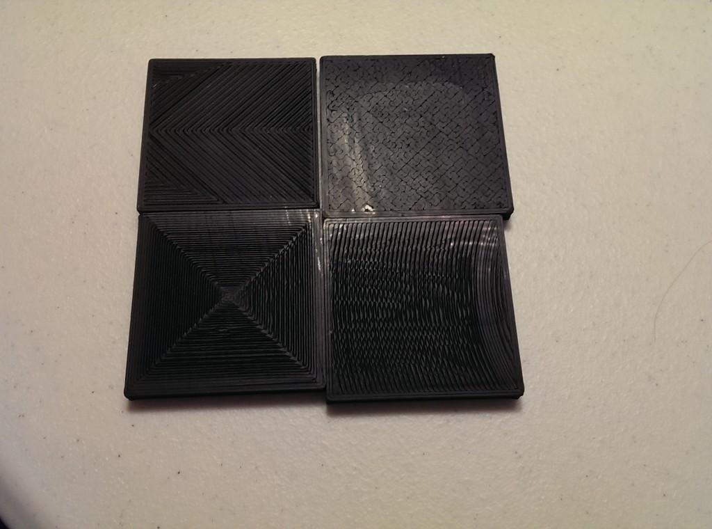 Infill Patterns