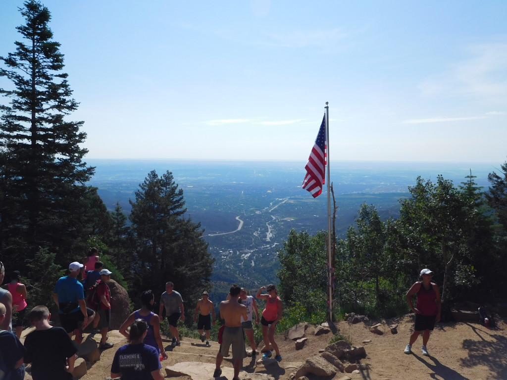 July 4th Incline